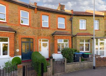 Thumbnail 3 bed terraced house for sale in Lenelby Road, Surbiton, Surrey