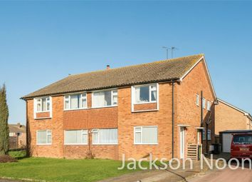 Thumbnail 2 bed maisonette for sale in Lavender Road, West Ewell, Epsom