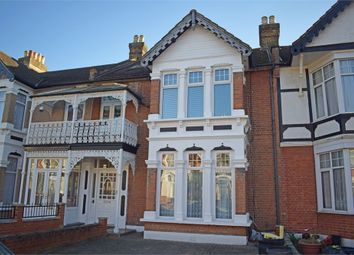 Thumbnail 2 bed flat for sale in Clarendon Gardens, Ilford, Essex