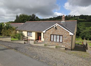 Thumbnail 3 bed detached bungalow for sale in Golwg Yr Ogof, Pencader