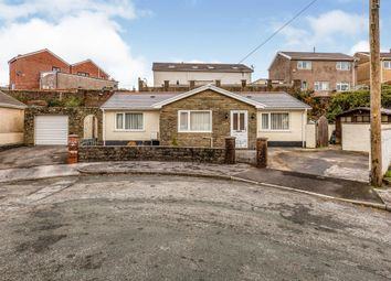 Thumbnail 2 bed detached bungalow for sale in Mill View Estate, Maesteg