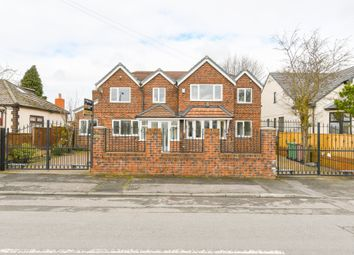 Thumbnail 5 bedroom detached house for sale in Moss Lane, Windle, St. Helens