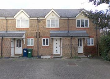 Thumbnail 2 bed terraced house for sale in Earl Close, Friern Barnet, London, .