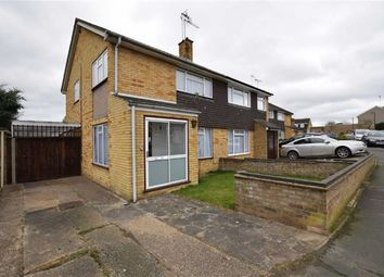 Thumbnail 3 bed semi-detached house to rent in Chandos Road, Borehamwood, Herts