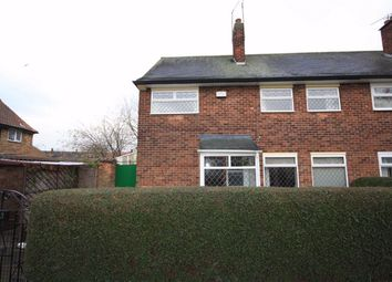 Thumbnail 4 bed end terrace house to rent in Plym Grove, Hull