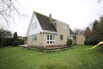 Thumbnail 3 bed detached house to rent in 5 The Orchard, Kington St Michael, Chippenham
