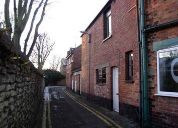 Thumbnail 2 bed terraced house to rent in Occupation Road, Lincoln