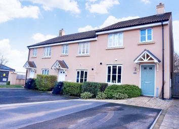 Thumbnail 3 bed end terrace house for sale in Station Green, Bishops Lydeard, Taunton