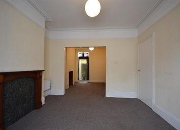 Thumbnail 4 bedroom terraced house to rent in Park Road, Exeter