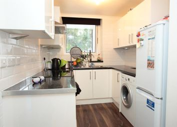 Thumbnail 4 bed flat to rent in Ullin Street, London