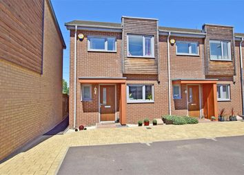 Thumbnail 2 bed end terrace house for sale in Sympathy Vale, Dartford, Kent