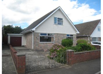Thumbnail 4 bed detached bungalow for sale in Neddern Way, Caldicot