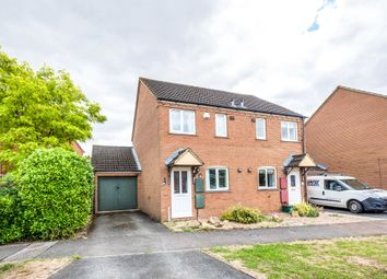 Thumbnail Semi-detached house for sale in St. Hildas Close, Didcot