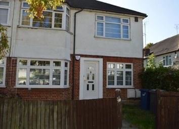 Thumbnail 2 bed flat to rent in Grosvenor Road, Finchley Central, London