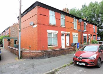 Thumbnail 3 bedroom end terrace house for sale in Audley Road, Manchester
