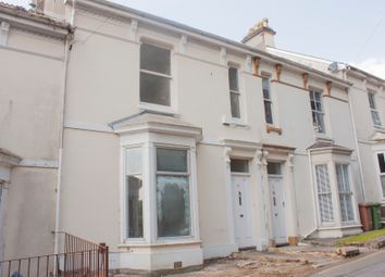 Thumbnail 4 bed terraced house for sale in Elm Terrace, Mannamead, Plymouth