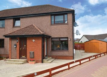 Thumbnail 2 bed flat for sale in Abbot Road, Stirling