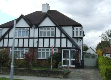 Thumbnail 3 bed detached house to rent in Orchard Avenue, Croydon