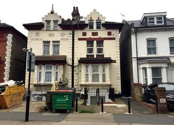 Thumbnail 2 bed flat for sale in Flat D, 283 Romford Road, London