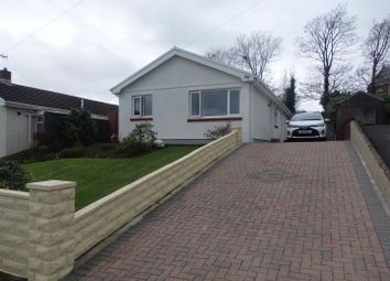 Thumbnail 3 bed detached bungalow for sale in St. Marys Rise, Burry Port