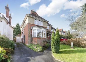 Thumbnail 4 bed detached house for sale in Chetwynd Drive, Bassett, Southampton