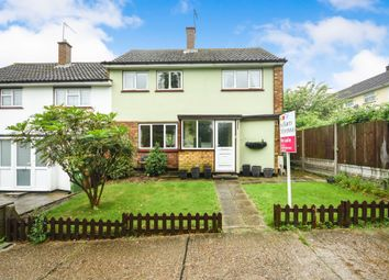 Thumbnail 3 bed end terrace house for sale in Well Mead, Billericay