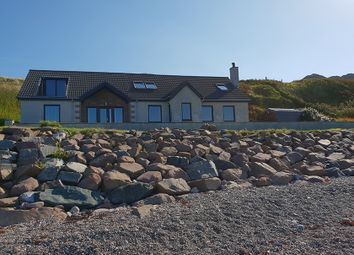 Thumbnail 3 bed detached house for sale in Low Road, Gairloch