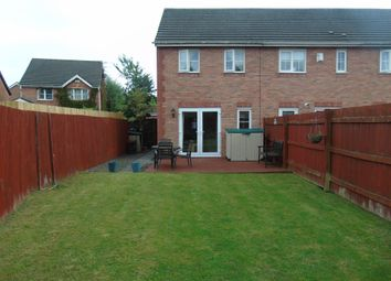 Thumbnail 2 bed semi-detached house for sale in Clos Eiddiw, Ely, Cardiff
