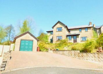 Thumbnail 4 bed detached house for sale in Park View Close, Rawtenstall, Rossendale
