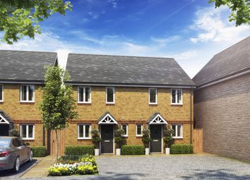 Thumbnail 2 bed semi-detached house for sale in Clover Fields, Didcot