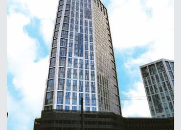 Thumbnail 2 bed flat for sale in 3205 Sky View Tower, 12 High Street, Stratford
