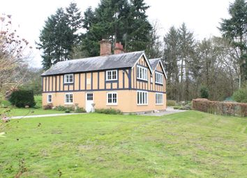 Thumbnail 4 bed detached house for sale in Hungerford Park, Hungerford