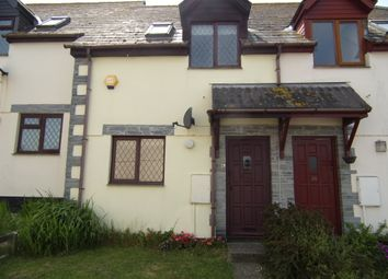 Thumbnail 1 bed terraced house to rent in Clover Lane Close, Boscastle