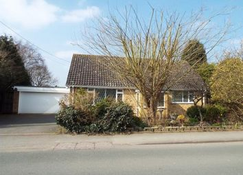 Thumbnail 3 bed bungalow for sale in Stock Lane, Wybunbury, Nantwich, Cheshire