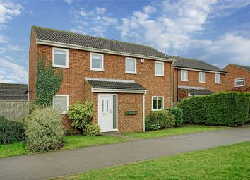 Thumbnail 3 bed detached house for sale in Eaton Ford, St Neots, Cambridgeshire