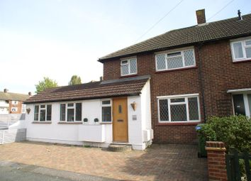 Thumbnail 2 bed flat for sale in Carlton Road, Walton-On-Thames