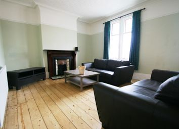 Thumbnail 5 bedroom property to rent in Crossley Terrace, Fenham, Newcastle Upon Tyne
