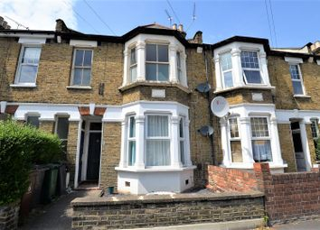 Thumbnail 3 bed flat for sale in Murchison Road, Leyton, London