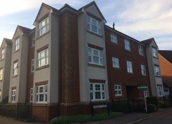 Thumbnail 2 bed flat for sale in Violet Way, Yaxley, Peterborough