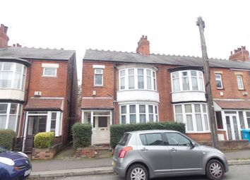 Thumbnail 4 bed end terrace house for sale in Wellesley Avenue, Kingston Upon Hull