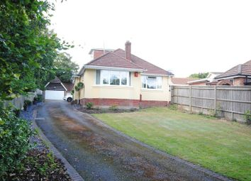 Thumbnail 3 bedroom detached bungalow for sale in Botany Bay Road, Southampton