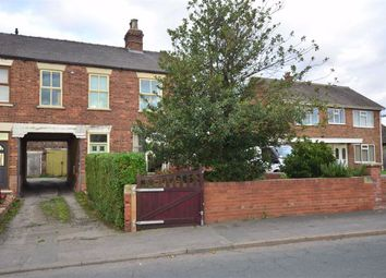 Thumbnail 3 bed semi-detached house for sale in High Street, West Cowick, Goole