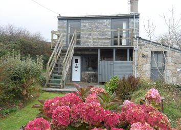 Thumbnail 2 bedroom semi-detached house for sale in Zennor, St. Ives, Cornwall