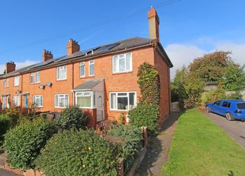 Thumbnail 3 bed end terrace house for sale in St. Andrews Estate, Cullompton, Devon