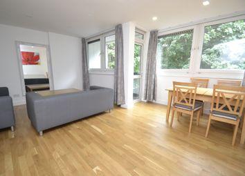 Thumbnail 4 bed flat to rent in Morgan Road, London