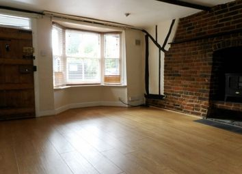 Thumbnail 2 bed cottage to rent in The Street, Little Waltham, Chelmsford