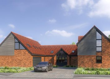Thumbnail 5 bed detached house for sale in Stanford Road, Swinford, Lutterworth