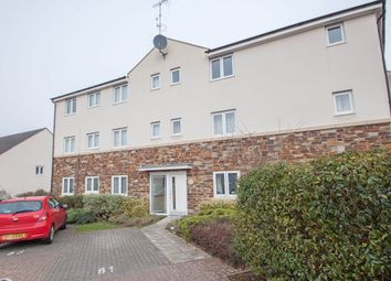 Thumbnail 2 bed flat for sale in Fleetwood Gardens, Plymouth