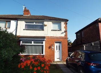 Thumbnail 3 bed semi-detached house for sale in Thatch Leach Lane, Whitefield, Manchester, Greater Manchester