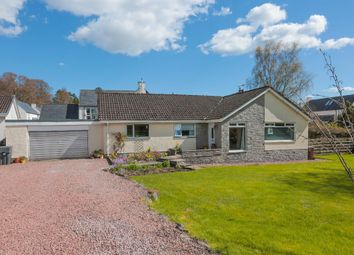 Thumbnail 4 bed detached house for sale in Lagrannoch Drive, Callander, Stirling